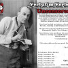 Verbatim Verboten at The WIP Theater was a BLAST!