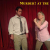 It's opening night for Murder! at the WIP :)