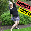 YouTube Sketch: Summer's Here! It's Shorts Time!