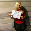 I'm a Second City Conservatory Graduate!