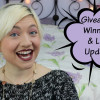New Year's Giveaway Winners + Life Update