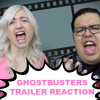 NEW GHOSTBUSTERS TRAILER REACTION OUTRAGE!!!
