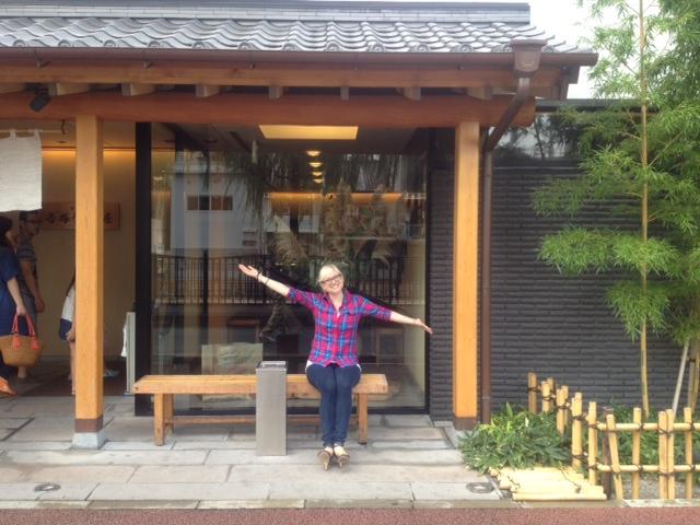 Me in Fukuoka