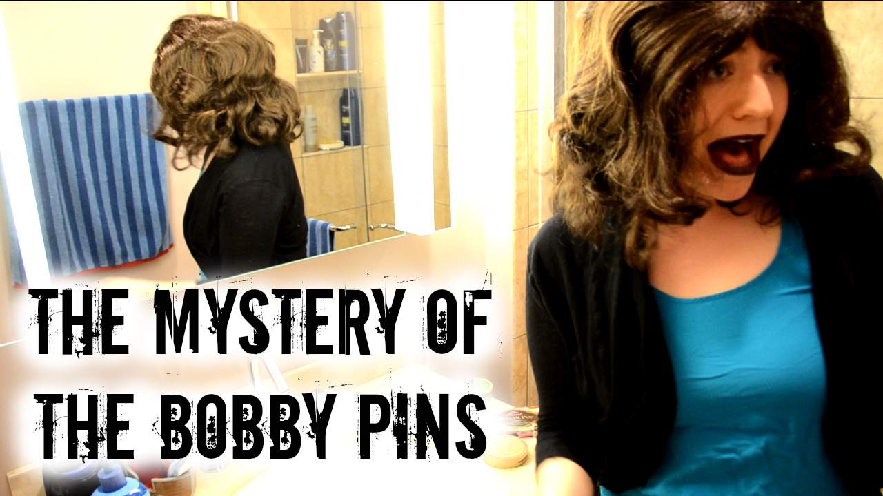 The Mystery Of The Bobby Pins Mockumentary Vickie Eisenstein