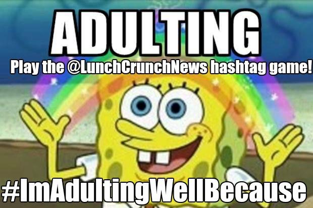 adulting promo