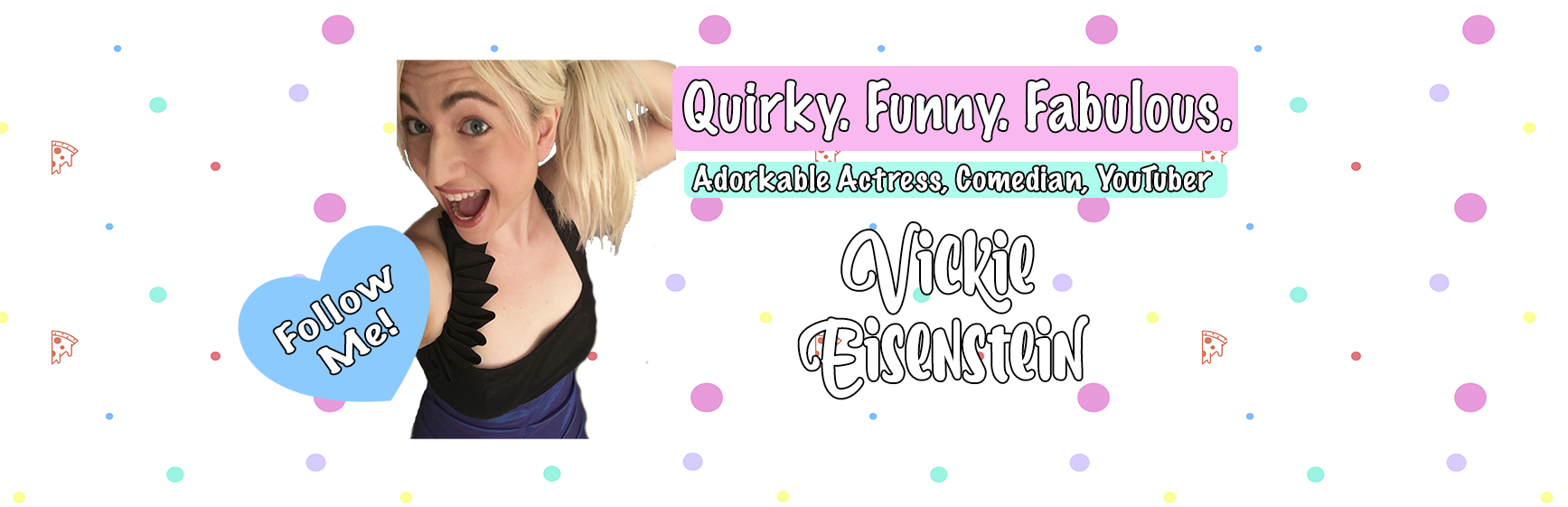 Vickie Eisenstein | Actress, Comedian, Content Creator