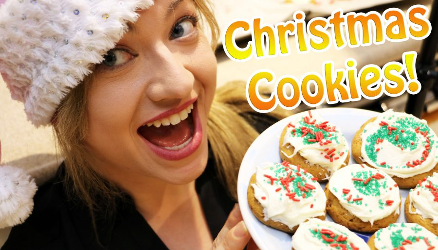 How to Bake Vegan Christmas Cookies (Vegan Sugar Cookies)