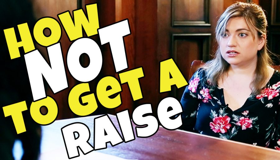 How NOT to Get a Raise – A YouTube NextUp New York Comedy Sketch!