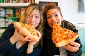 Screamers Pizzeria With Kim Nonstop