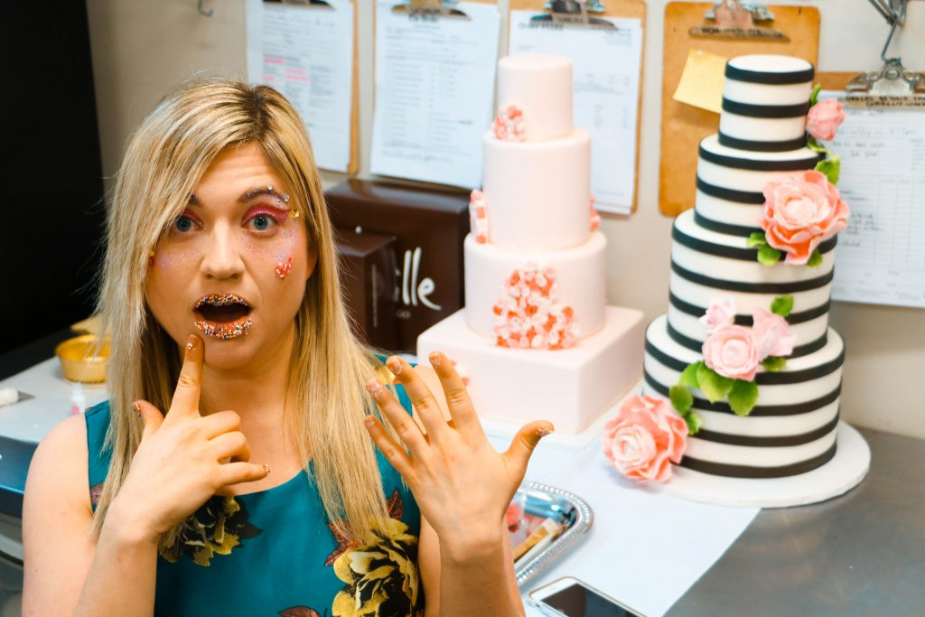 Cake Faced At Vanille Patisserie Chicago Lincoln Park 3